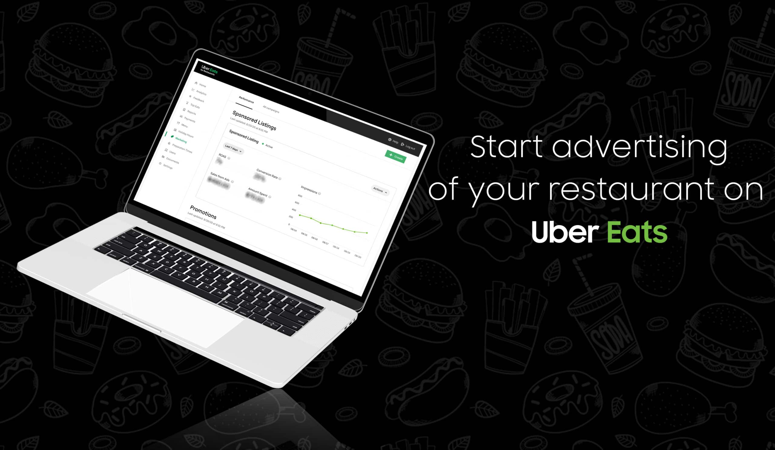 Uber eats advertising agency
